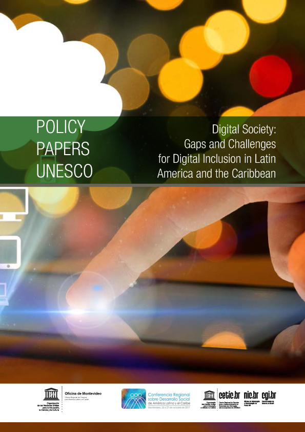 Digital Society: Gaps and Challenges for Digital Inclusion in Latin America and the Caribbean